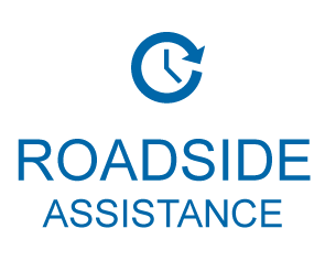We provide 24-hour Road Assistance Service